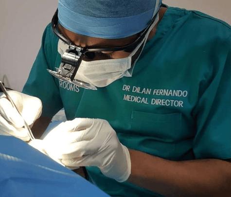 Hair Transplant Surgeon